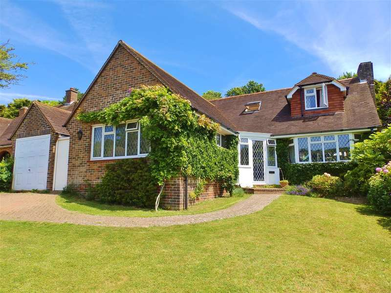 3 Bedrooms Detached House for sale in Peakdean Lane, East Dean