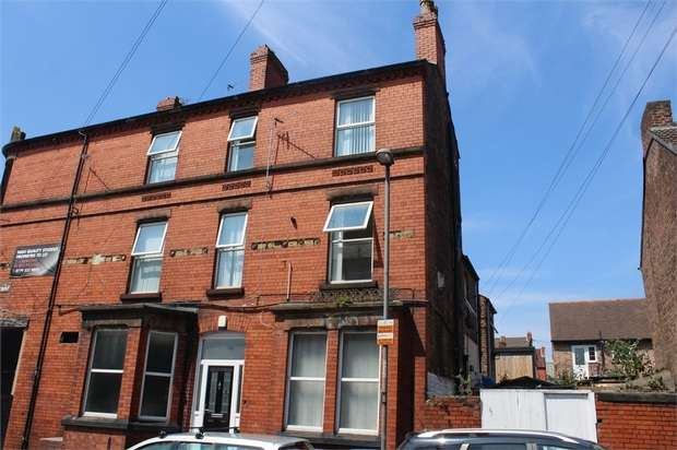 6 Bedrooms End Of Terrace House for sale in Borrowdale Road, Liverpool, Merseyside