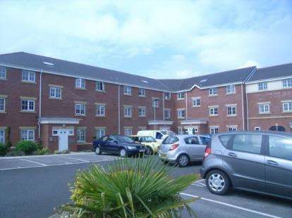2 Bedrooms Flat for sale in Brampton Drive, Bamber Bridge, Preston, Lancashire