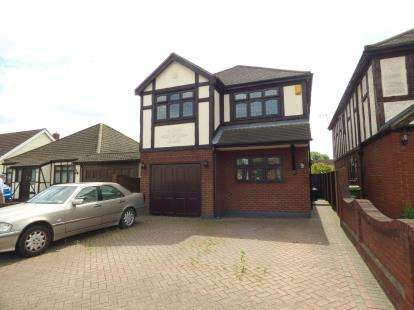 4 Bedrooms Detached House for sale in Rainham