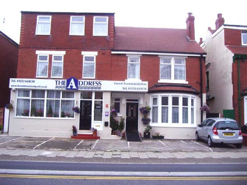 Hotel Commercial for sale in Reads Avenue, Blackpool, FY1 4DG