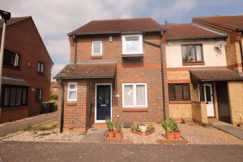 3 Bedrooms End Of Terrace House for sale in Boxgrove Priory, Riverfield, Bedford, MK41