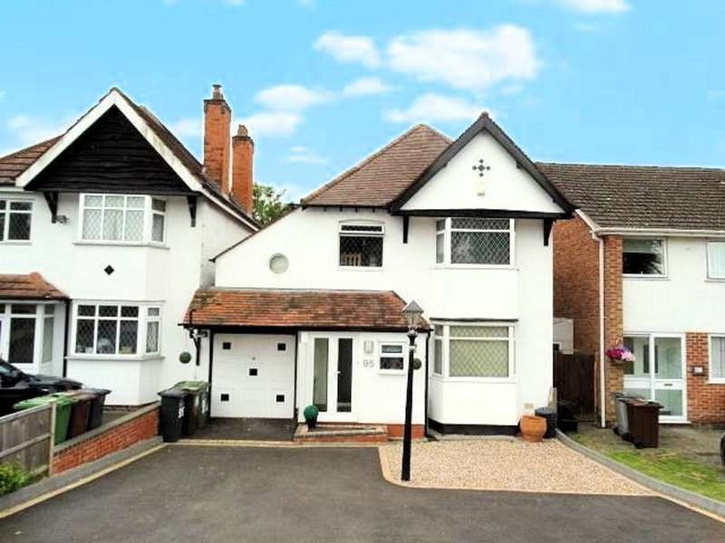 4 Bedrooms Semi Detached House for sale in Burman Road, Shirley