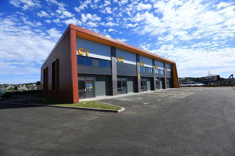 Commercial Property for sale in Cattedown, Plymouth