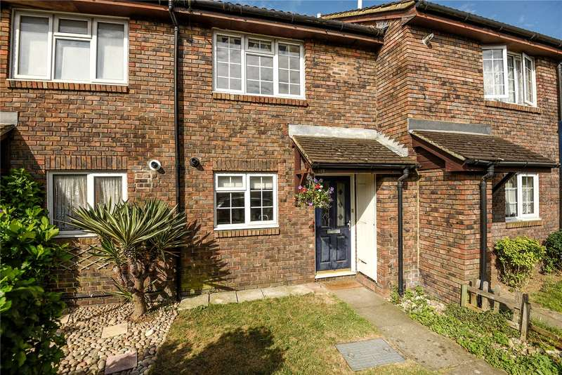 2 Bedrooms Terraced House for sale in Aldenham Drive, Hillingdon, Middlesex, UB8