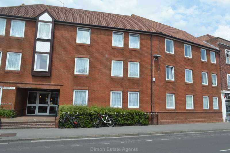 2 Bedrooms Retirement Property for sale in Homefore House, Gosport
