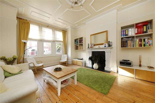 5 Bedrooms Semi Detached House for sale in Gubyon Avenue, Herne Hill