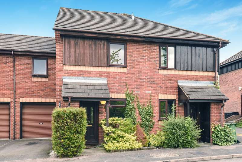 3 Bedrooms Terraced House for sale in Roebuck Court, Didcot, OX11