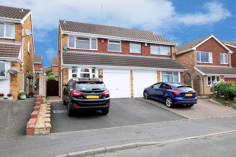 3 Bedrooms Semi Detached House for sale in Chiltern Road, Stourbridge, DY8