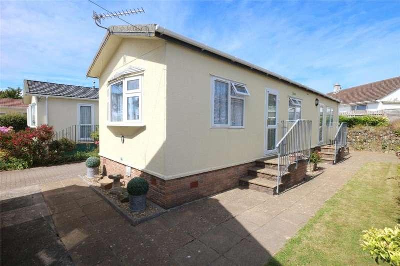 1 Bedroom Park Home Mobile Home for sale in Rosewarne Park, Camborne, Cornwall