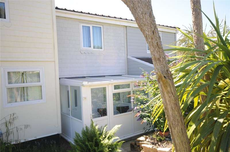 2 Bedrooms Terraced House for sale in Eglos Road, Shortlanesend, Truro