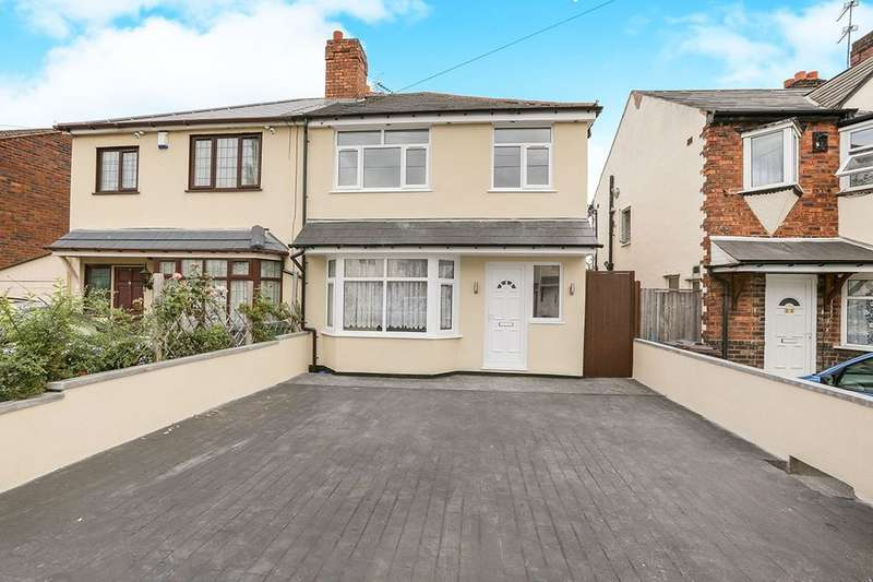 4 Bedrooms Semi Detached House for sale in Veronica Avenue, Wolverhampton, WV4