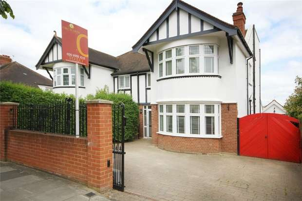 5 Bedrooms Semi Detached House for sale in Cleveland Road, Ealing