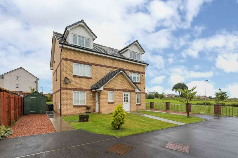 3 Bedrooms Semi Detached House for sale in Balvenie Drive, Kilmarnock, East Ayrshire, KA3 1TG