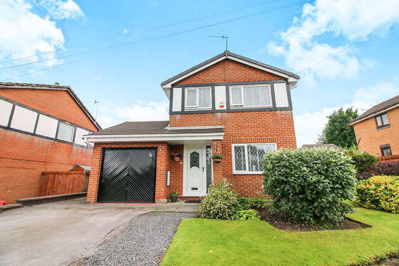 3 Bedrooms Detached House for sale in Plantation Road, Blackburn, BB2
