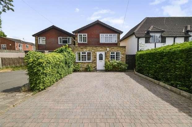 4 Bedrooms Detached House for sale in Swakeleys Road, Ickenham, Uxbridge, Greater London