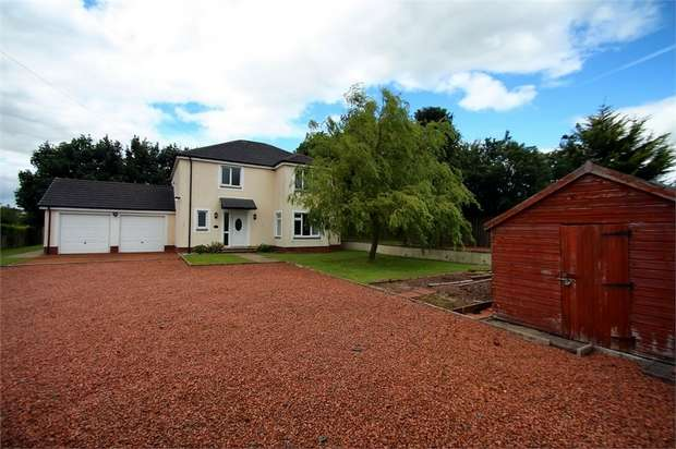 4 Bedrooms Detached House for sale in Hardthorn Villas, Dumfries