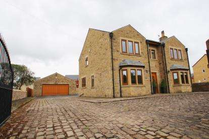 4 Bedrooms Detached House for sale in Parsonage Road, Blackburn, Lancashire, BB1