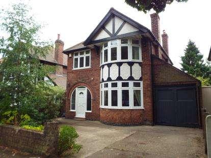 3 Bedrooms Detached House for sale in Harrow Road, Nottingham, Nottinghamshire