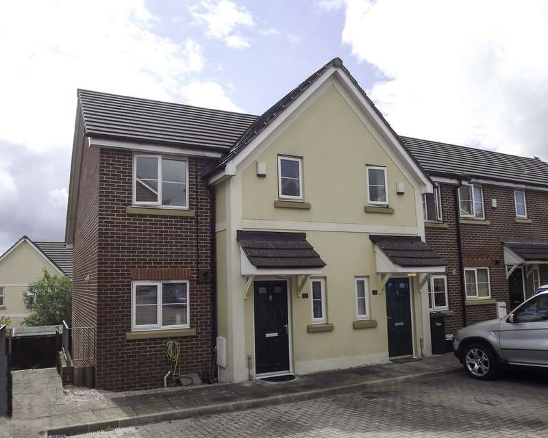 3 Bedrooms End Of Terrace House for sale in Isaac Grove, The Willows, Torquay