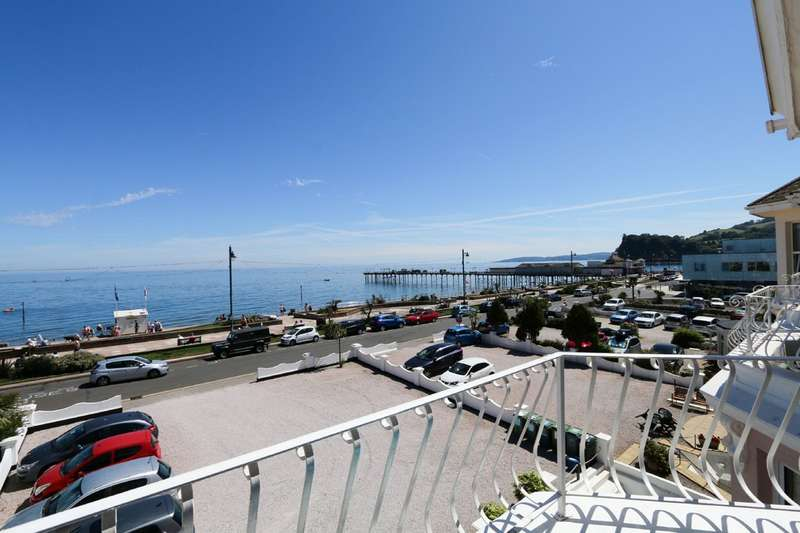 1 Bedroom Flat for sale in Courtenay Place, Teignmouth