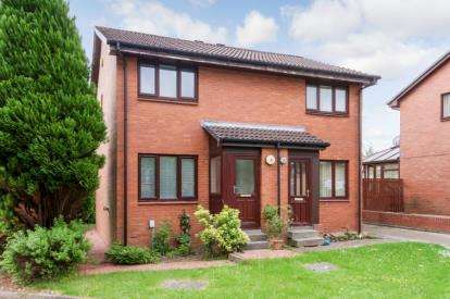 2 Bedrooms Semi Detached House for sale in Ferndale Drive, Summerston