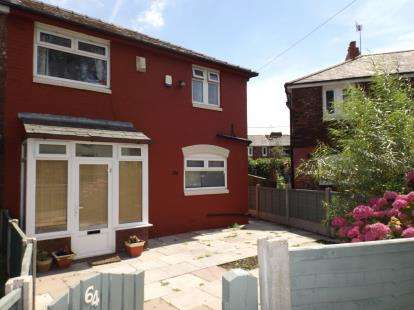 3 Bedrooms Semi Detached House for sale in Waverton Road, Manchester, Greater Manchester, Uk