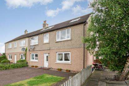 3 Bedrooms Flat for sale in Brodick Avenue, Motherwell, North Lanarkshire
