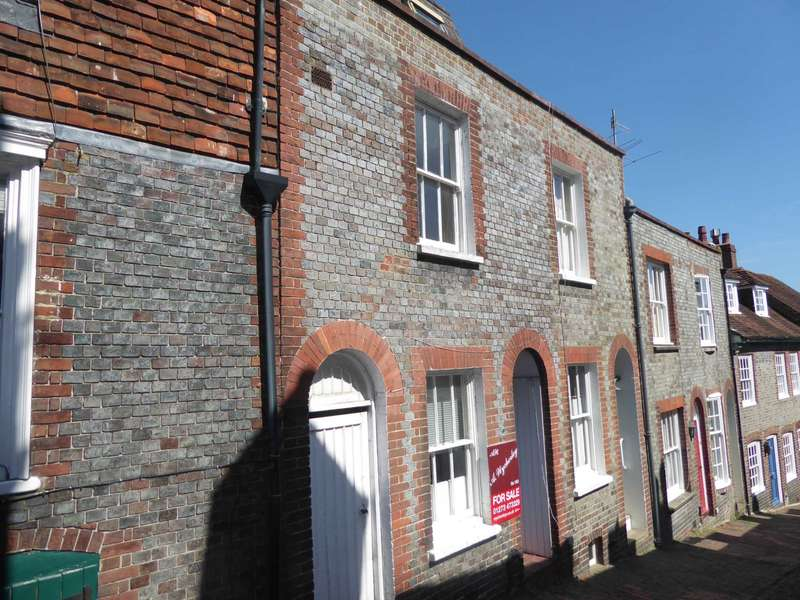 2 Bedrooms Terraced House for sale in Keere Street, Lewes