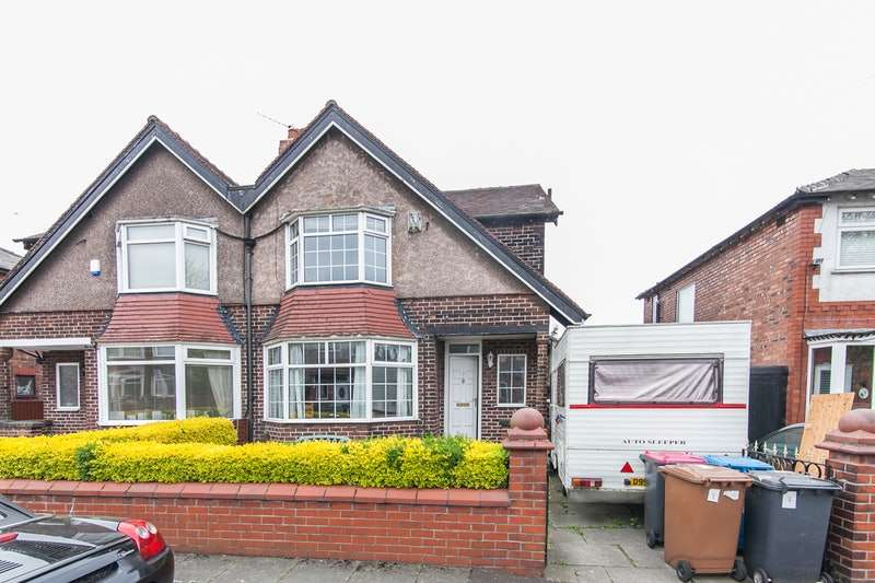 3 Bedrooms Semi Detached House for sale in West Meade, Manchester, Greater Manchester, M27