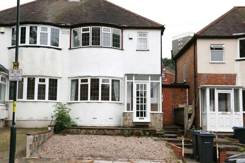 3 Bedrooms Semi Detached House for sale in Marsham Road, Birmingham, West Midlands, B14