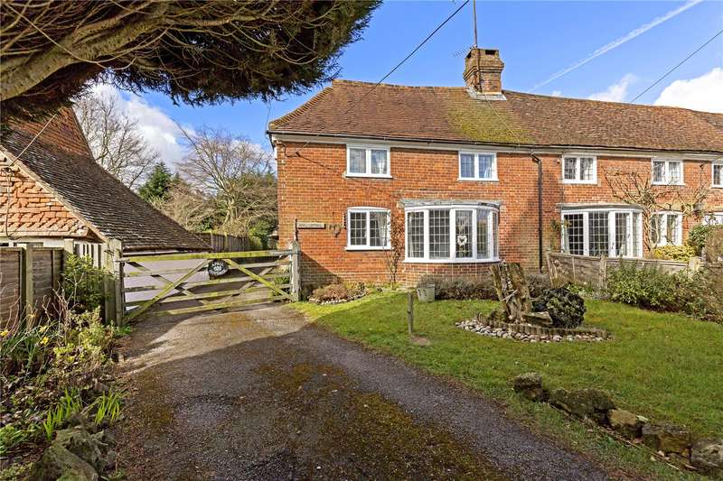 3 Bedrooms Semi Detached House for sale in Northchapel, Petworth, West Sussex, GU28