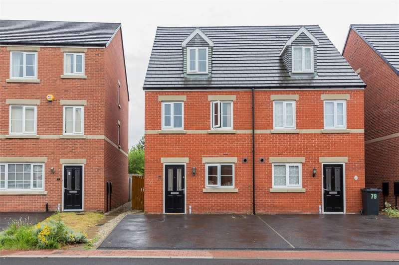 4 Bedrooms Semi Detached House for sale in Locke Drive, Sheffield, South Yorkshire, S9