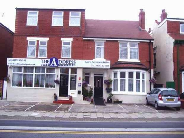 13 Bedrooms Hotel Gust House for sale in Reads Avenue Central Blackpool