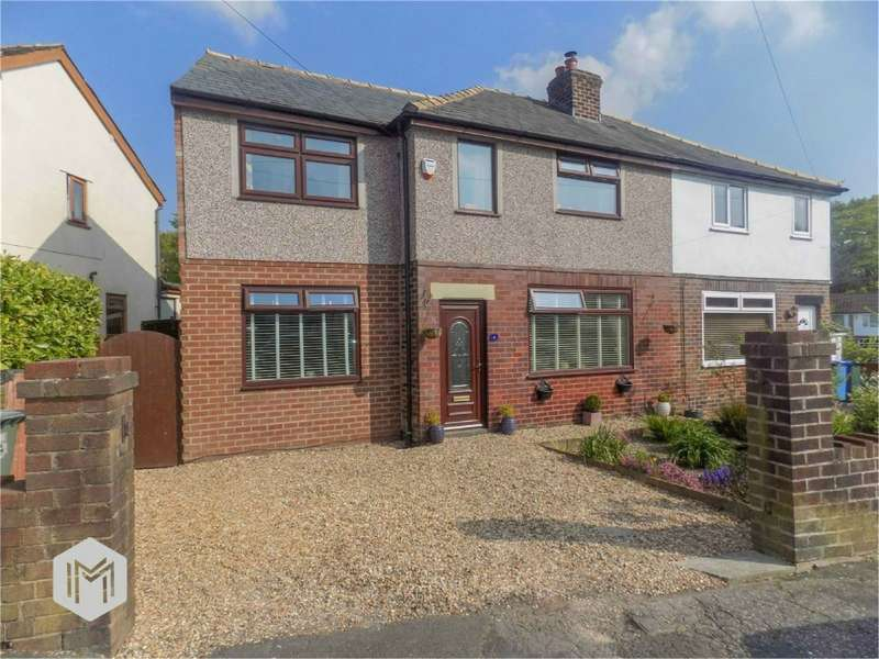 4 Bedrooms Semi Detached House for sale in Kirkstall Road, Chorley, Lancashire