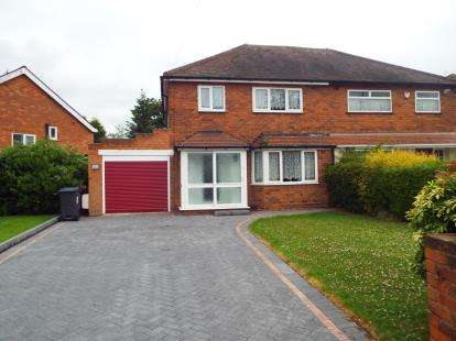 3 Bedrooms Semi Detached House for sale in Southgate Road, Birmingham, West Midlands