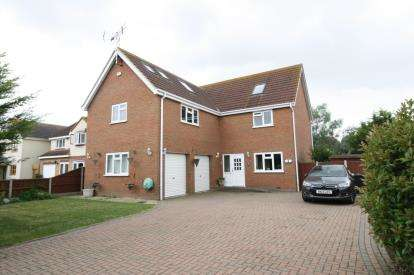 6 Bedrooms Detached House for sale in Mayland, Chelmsford, Essex