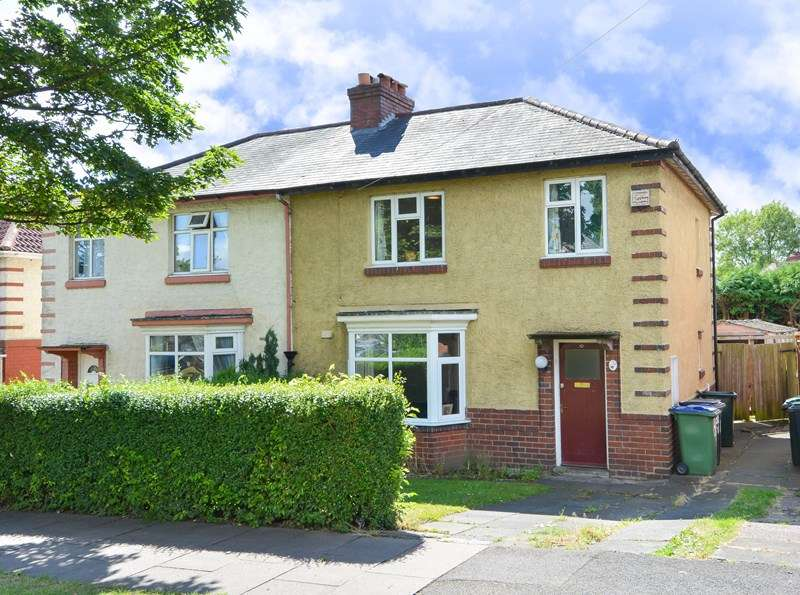 3 Bedrooms Semi Detached House for sale in Broadway, Oldbury