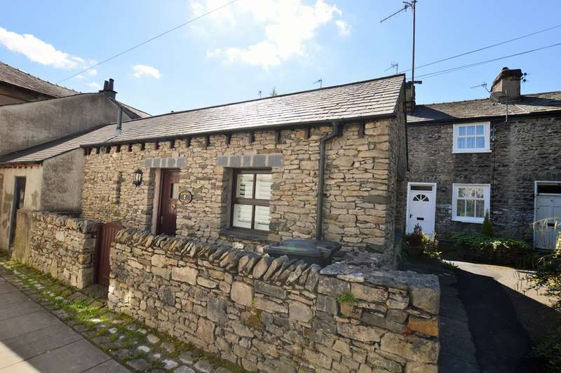 1 Bedroom Cottage House for sale in Bakers Cottage, Chapel Lane, Kendal