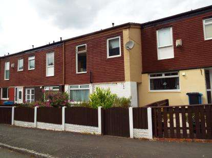 3 Bedrooms Terraced House for sale in Rose Close, Murdishaw, Runcorn, Cheshire, WA7