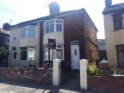 3 Bedrooms Semi Detached House for sale in Cedardale Road, Walton, Liverpool, Merseyside, L9