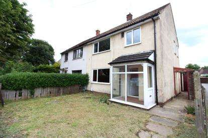 3 Bedrooms Semi Detached House for sale in Staithes Road, Manchester, Greater Manchester