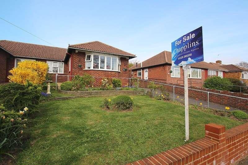 3 Bedrooms Semi Detached Bungalow for sale in Blackbrook Road, Fareham