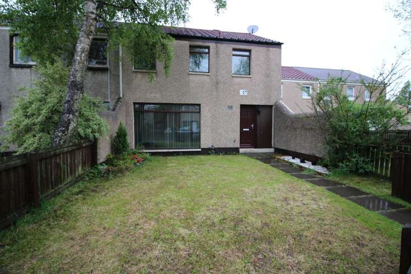 3 Bedrooms Terraced House for sale in Gigha Crescent, Irvine