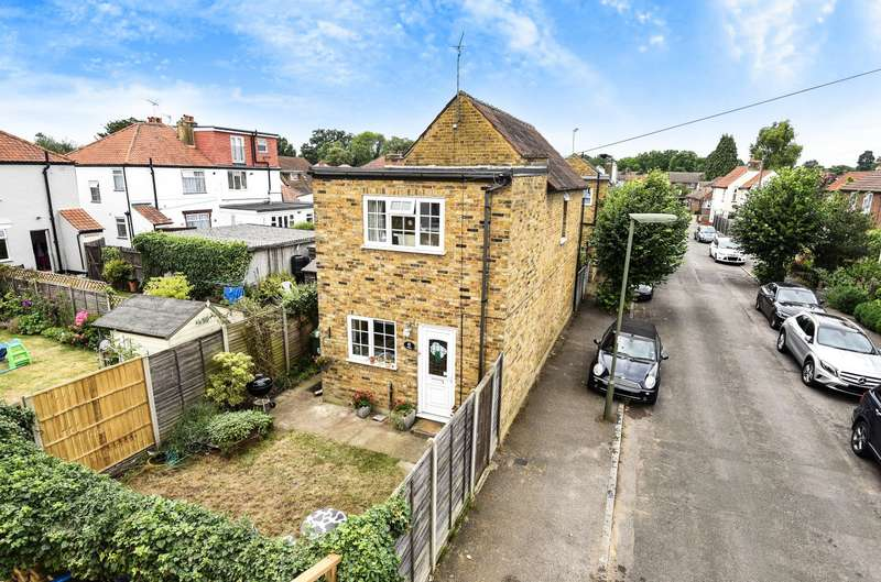 2 Bedrooms Detached House for sale in Hersham