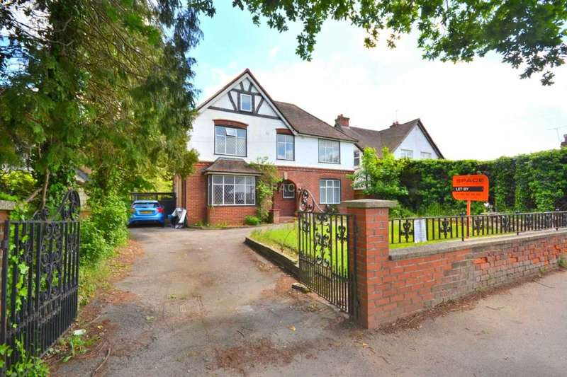 4 Bedrooms Detached House for sale in Beechcroft, Church Road, Reading, Berkshire, RG6 1HS