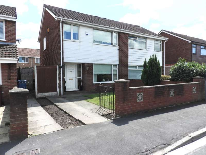 3 Bedrooms Semi Detached House for sale in Severn Road, Shevington Park