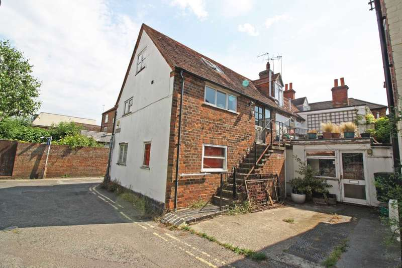 4 Bedrooms Semi Detached House for sale in Mill Lane, Wallingford