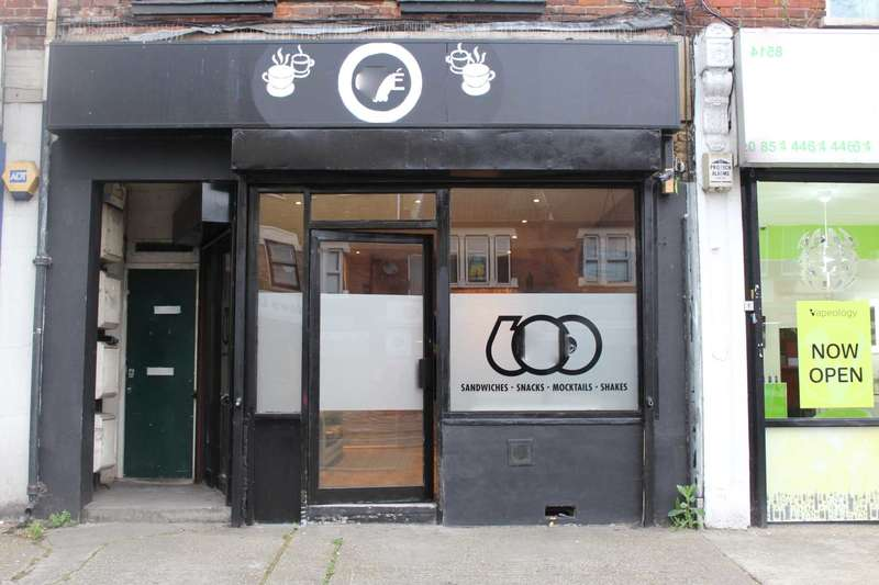 Retail Property (high Street) Commercial for sale in Romford Road, London