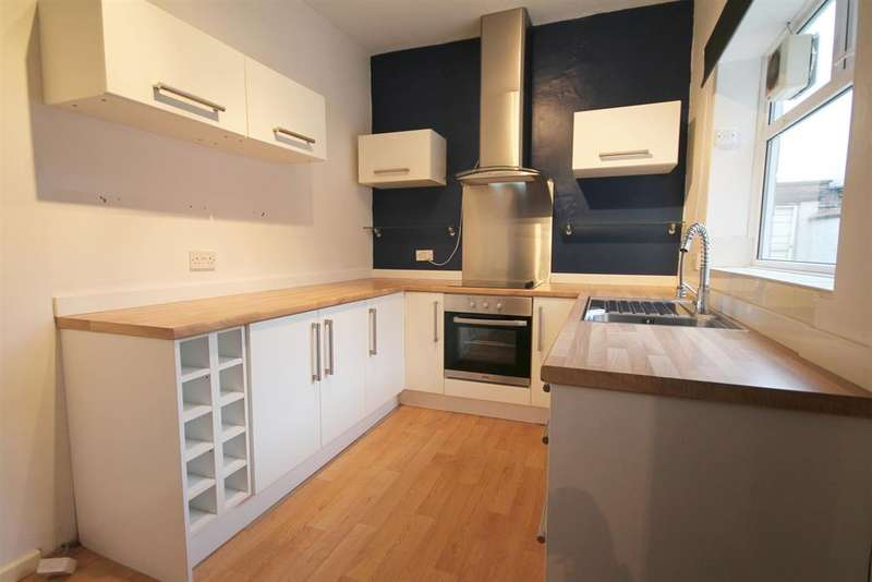 3 Bedrooms Terraced House for sale in Greenland Road, Great Lever, Bolton, BL3 2EG